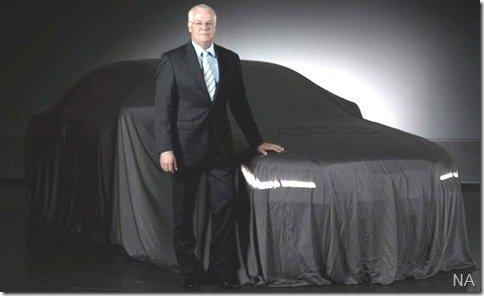 Audi divulga primeiro teaser da nova geração do A8