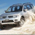 Mitsubishi apresenta a Pajero Dakar – SUV inspirada na Triton