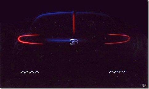 Surge novo teaser do novo Bugatti Bordeaux