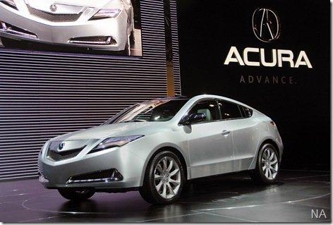 Honda confirma que irá lançar Accord Crosstour nos EUA