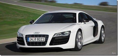 Audi R8 elétrico será apresentado em Frankfurt