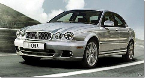 Jaguar X-Type deixará de ser fabricado no final do ano
