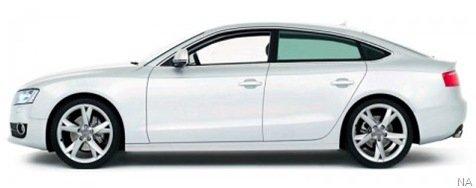 Possivel imagem de perfil do Audi A5 Sportback vasa na internet