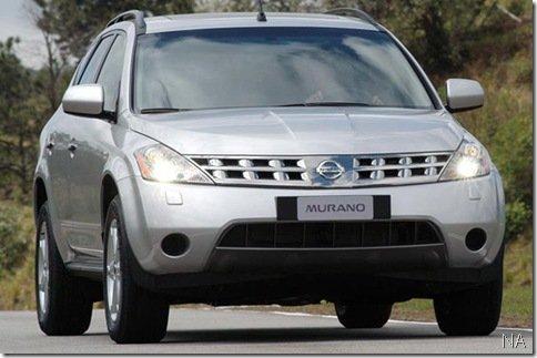 Preço do Nissan Murano reduzido em R$ 23 mil