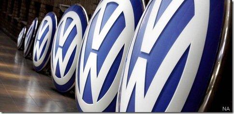 Lucro da Volks cai 81% no primeiro semestre