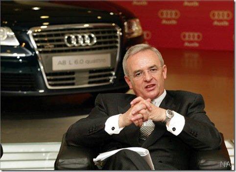 Primeiro elétrico da VW será lançado em 2013