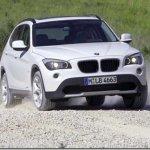 BMW divulga imagens oficiais do X1