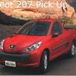 Peugeot deixa escapar a primeira imagem da picape derivada do 207