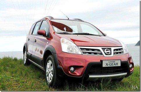 Nissan Livina X-Gear é lançada com preços partindo de R$ 51.700