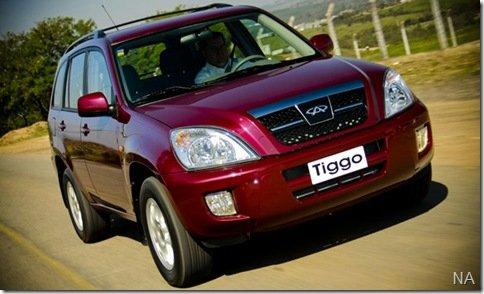 Chery Tiggo é lançado no Brasil, novos modelos chegam em breve