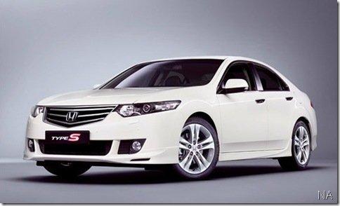 Honda lança linha Accord Type-S a gasolina na Alemanha