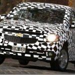 Chevrolet divulga fotos do Agile
