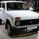 Lada lança Niva 2010 na Rússia