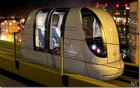 Aeroporto londrino usará carro sem motorista