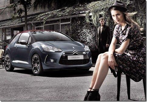 Novidades sobre o Citroën DS3
