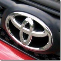 Toyota reduzirá capacidade de produção em 10 %