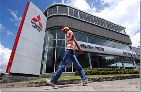 Mitsubishi paraliza fábrica na Venezuela por tempo indefinido