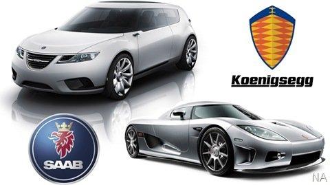 Gm confirma a venda da Saab para a Koenigsegg