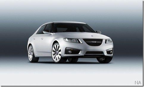Novo Saab 9-5 é oficial