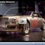 Video – Bentley Mulsanne em Pebble Beach