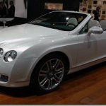 Salão de Frankfurt 2009 – Bentley Continental GTC Series 51