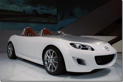 Salão de Frakfurt 2009 – Mazda MX-5 Superlight