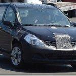 Nissan Tiida também será renovado em 2010