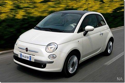 Fiat 500 será lançado no próximo dia 21