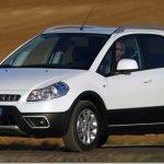 Fiat mostrará Sedici reestilizado em Frankfurt