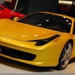 Salão de Frankfurt 2009 – Ferrari F458 Itália