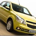 Chevrolet Agile em todos os seus detalhes