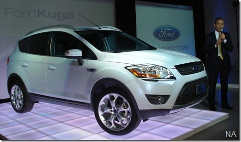 Ford Kuga é lançado na Argentina, e em breve deverá ser fabricado por lá!