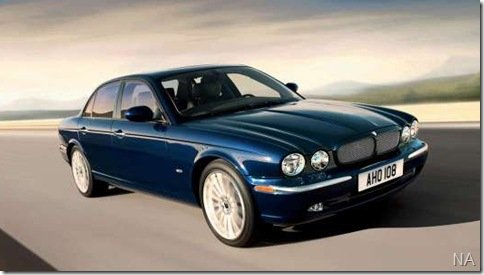Jaguar convoca XJ 2003 E 2004 para recall