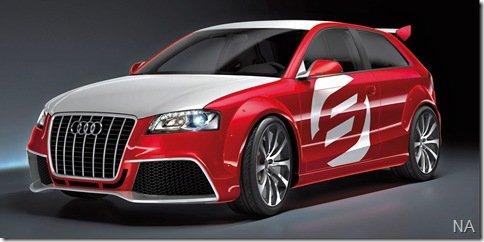 Concessionário Audi diz via Twitter que RS3 estará em Frankfurt