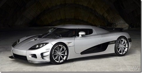 Koenigsegg CCXR Trevita só terá 3 unidades produzidas