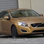 Novo Volvo S60 é flagrado sem camuflagens