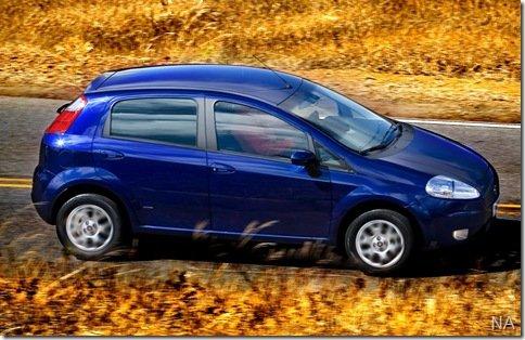 Fiat Punto 1.4 ganha kit de equipamentos e fica até R$ 2.300 mais barato