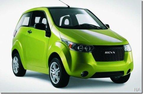 Reva lançará dois carros elétricos em Frankfurt