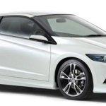 Modelo pré-produção do Honda CR-Z estará no Salão de Tóquio