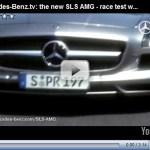 Videos – Nova Mercedes SLS AMG