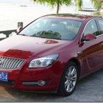 Opel Insignia chegará aos EUA como Buick Regal
