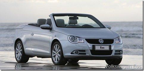 Volkswagen chama Eos e Passat CC por defeito no câmbio DSG