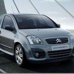 Citroën retira de linha o C2