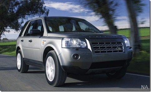 Land Rover estréia linha 2010 com a Freelander 2
