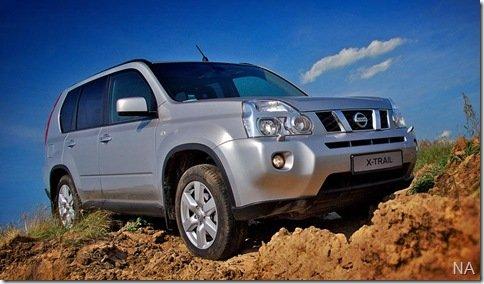 830 unidades do Nissan X-Trail são chamadas para recall