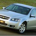 Chevrolet deixa de importar o sedan Omega