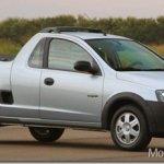Chevrolet Montana terá duas novas versões com o motor 1.4 Flex