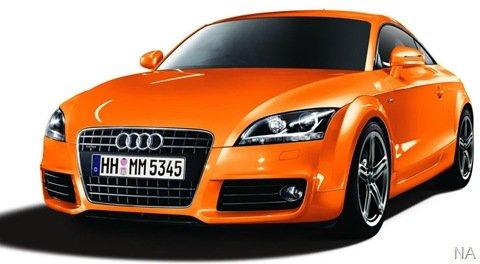 Audi TT ganha edição comemorativa aos 100 anos da Audi