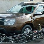 Futuro Crossover da Renault brasileira é flagrado novamente na Europa