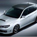 Subaru Impreza WRX STi ganha versão com teto de carbono e câmbio automático